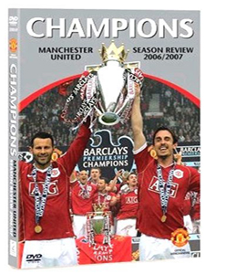 Champions - Manchester United Season Review 2006/07 (DVD)