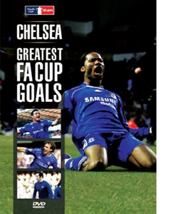 Chelsea FC GREATEST FA CUP GOALS (DVD)