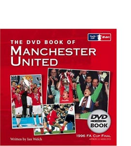 DVD Book Man Utd (HB)