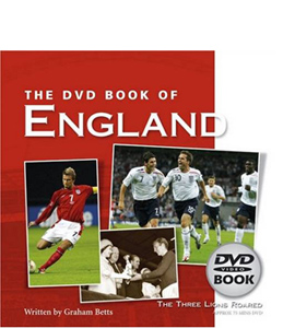 DVD Book of England (DVD Books) (HB)