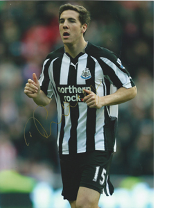 Dan Gosling Newcastle Photo (Signed)