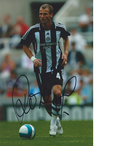 David Rozehnal Newcastle Photo (Signed)