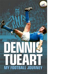 Dennis Tueart - My Football Journey Man City Cover (Signed Copy)