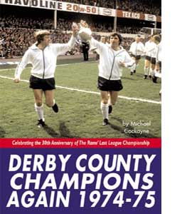 Derby County Champions Again 1974-75 (HB)