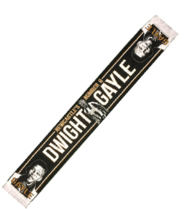 Dwight Gayle Newcastle Scarf