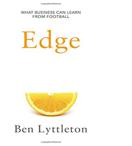 Edge: What Business Can Learn from Football (HB)