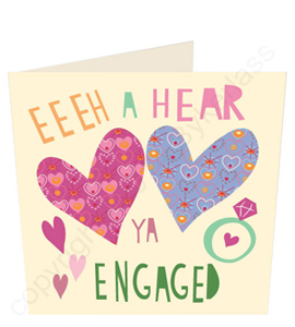Eeeh A Hear Ya Engaged