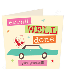 Eeeh well done yuv passed
