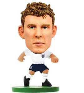 England Soccer Starz James Milner