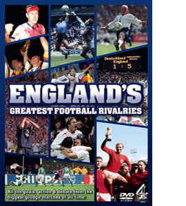 England's Greatest Football Rivalries (DVD)