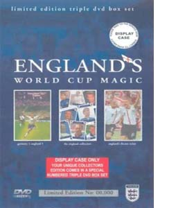 England's World Cup Magic (DVD)