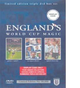 England's World Cup Magic (DVD)