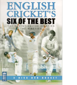 English Cricket's Six Of The Best Box Set (DVD)