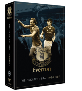 Everton Evertons Greatest Era (DVD)