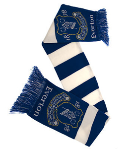 Everton F.C. Bar Scarf