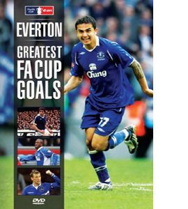 Everton GREATEST FA CUP GOALS (DVD)