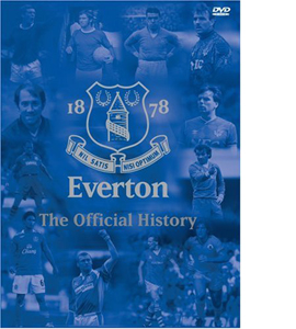 Everton - The Official History