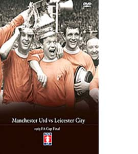 FA Cup Final 1963: Manchester United v Leicester City (DVD)