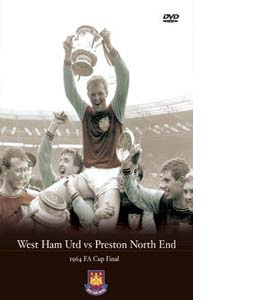 FA Cup Final 1964: West Ham United v Preston North End (DVD)