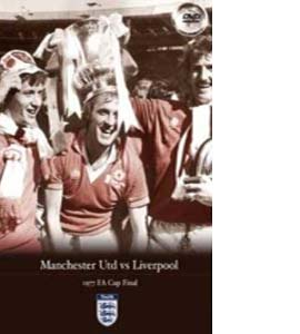 FA Cup Final 1977: Manchester United v Liverpool (DVD)