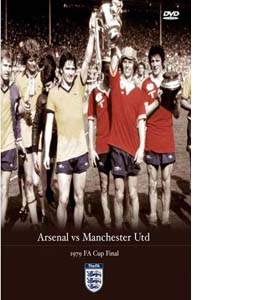FA Cup Final 1979: Arsenal v Manchester United (DVD)