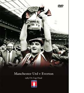 FA Cup Final 1985: Manchester United v Everton (DVD)