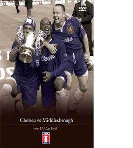 FA Cup Final 1997: Chelsea v Middlesbrough (DVD)