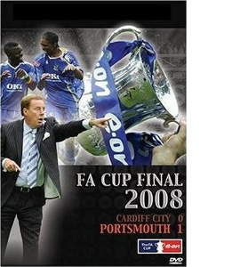FA Cup Final 2008: Portsmouth v Cardiff City (DVD)