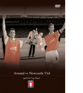 FA Cup Final 1998: Newcastle United v Arsenal (DVD)