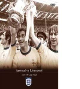 FA Cup Final: 1971: Arsenal v Liverpool (DVD)