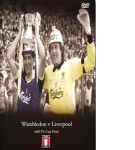FA Cup final 1988: Wimbledon v Liverpool