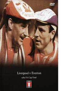 FA Cup Final 1989: Liverpool v Everton (DVD)