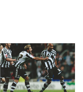 Fabrice Pancrate Newcastle Photo (Signed)