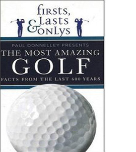 Firsts Lasts and Onlys Golf (HB)