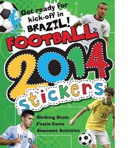 Football 2014 Stickers