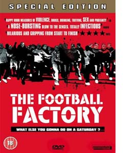 Football Factory (Special Edition) (DVD)