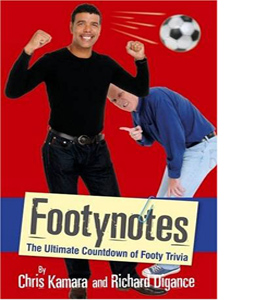 Footynotes: The Ultimate Countdown of Football Trivia (HB)