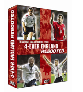 Four Ever England - Rebooted (DVD)