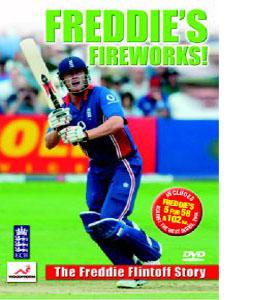 Freddie's Fireworks! - The Freddie Flintoff Story (DVD)