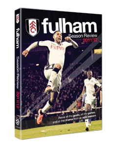 Fulham 2011-12 Season Review (DVD)