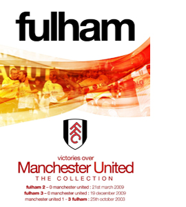 Fulham FC v Manchester United Collection (DVD)