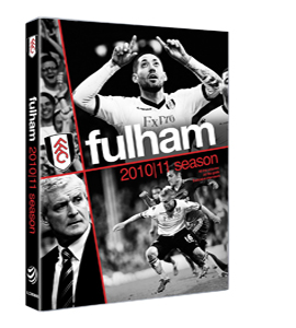 Fulham Season Review 2010 / 2011 (DVD)