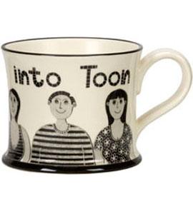 Gannin In To Toon (Mug)
