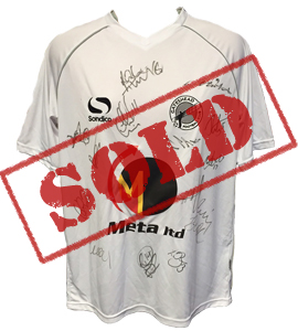 Gateshead FC 2013/14 Home Shirt (Signed)