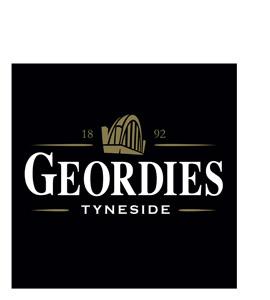 Geordies Tyneside Guinness (Greetings Card)
