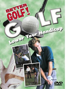 Golf - Lower Your Handicap (DVD)