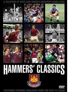 Hammers Classics - West Ham United (DVD)