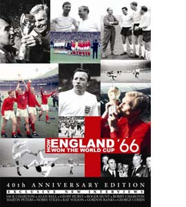 How England Won The World Cup '66 (DVD)