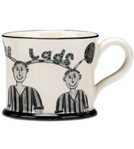 Howay The Lads (Mug)