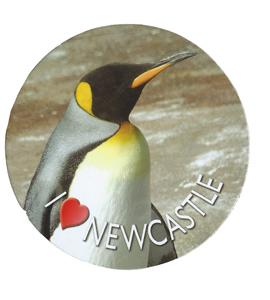 I Love Newcastle Drinks (Coaster)